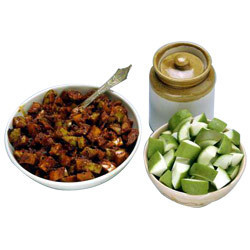 Ada Manga Pickle or Dry mango pickle