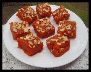 Carrot Burfi