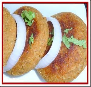 Chena yam kabab Vada