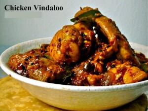 Chicken-Vindaloo