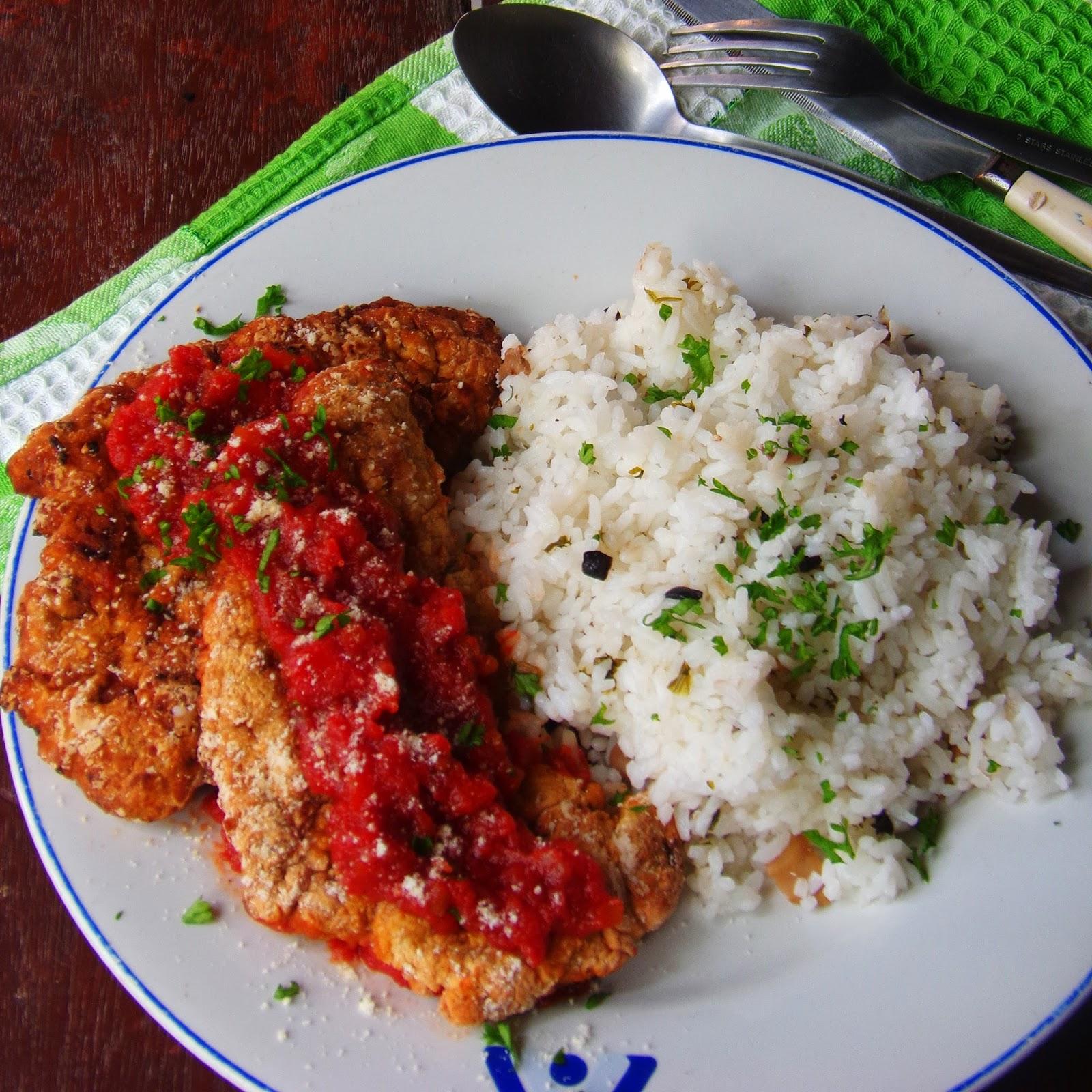 Chicken Italian Style