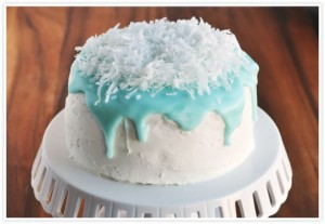 Snow-Coconut-Cake
