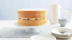 Feather Sponge Cake