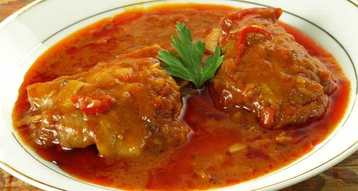 Fish and Tomato Curry - yummyrecipes.oneshot.in