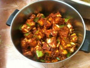 fenugreek mango pickle