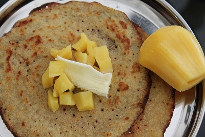 Jackfruit Pancake