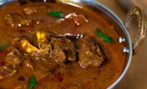 Karaikudi Mutton Curry