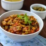 Bitter gourd tomato curry | Kakarakaya Tomato Kura