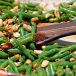 Green Beans Stir Fried