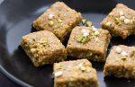 Badam Pista Barfi |How to make Barfi