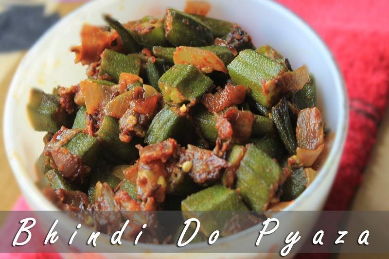Bhindi Do Pyaza