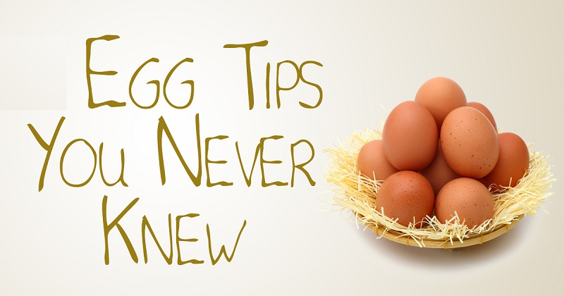 Egg : Kitchen tips and tricks