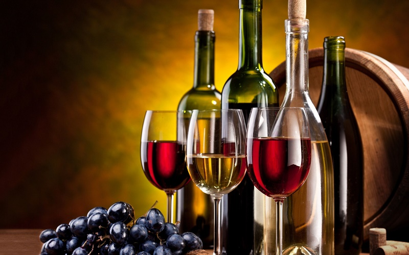 Avoid Wine and vices