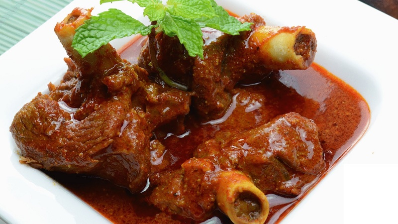 Mutton Rogan Gosht