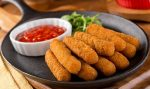 Crispy Paneer Fingers or Cheese Fingers