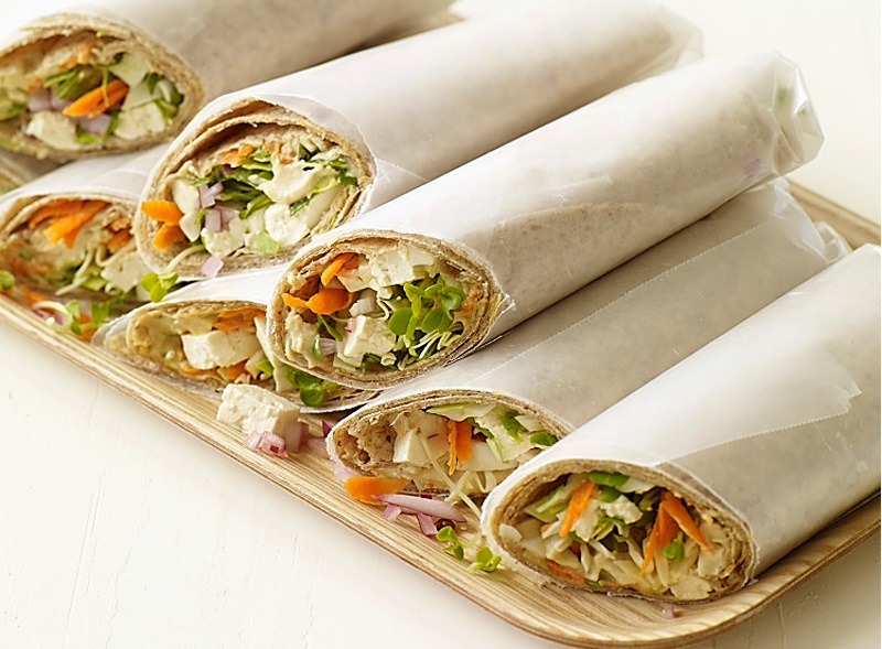 Veg Rolls_Vegetable Wraps_Vegetable Rolls