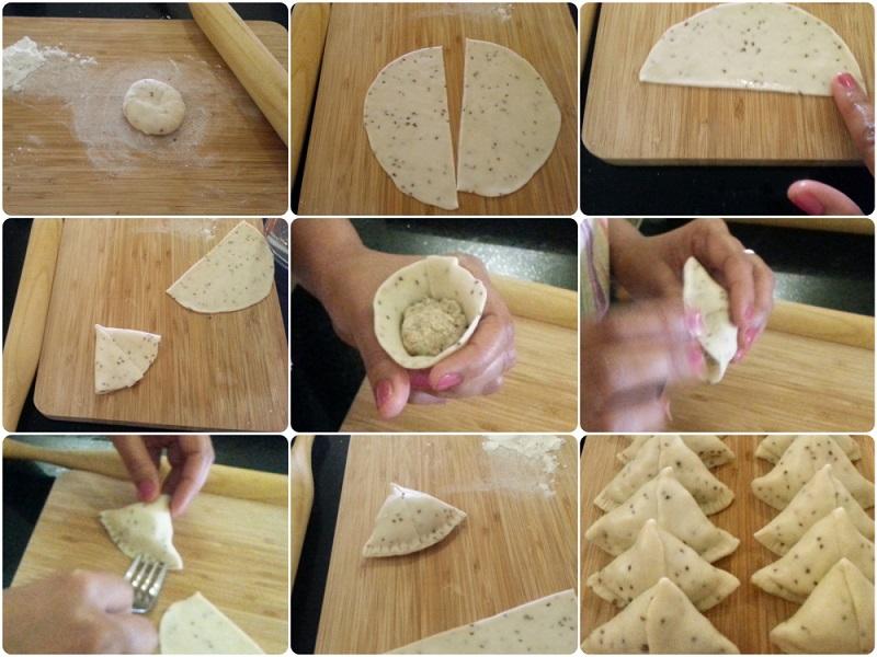 How to make samosa