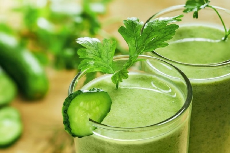 Coriander Juice