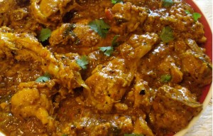 chicken curry(muslim style)