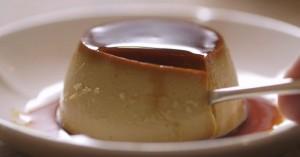 Coffee Custard Pudding