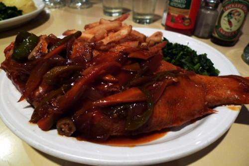 Fish Brown Stew yummyrecipes.oneshot.in