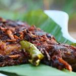 Fish Roast or Meen Pollichattu