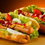 Healthy Hot dogs at Home