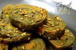 Palak Patra   Spinach rolls recipe
