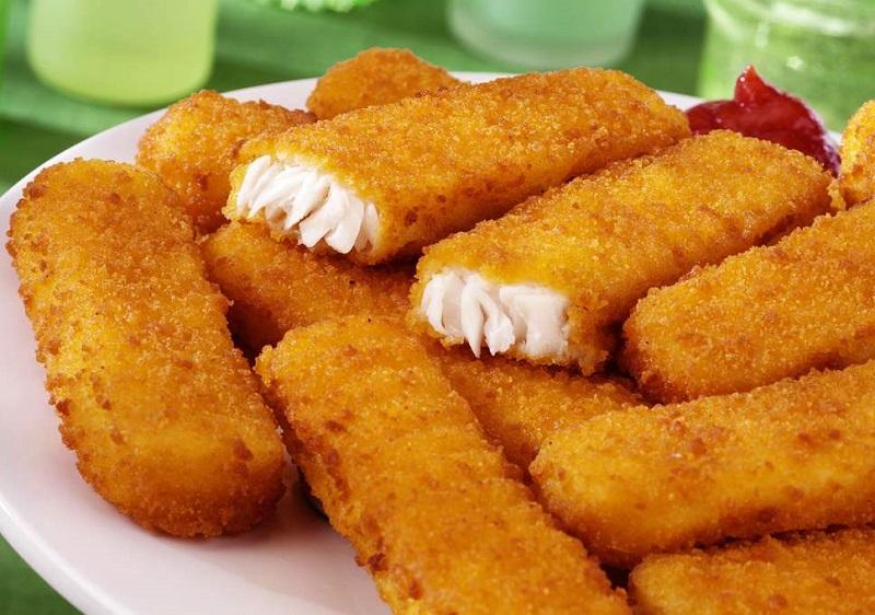 peri peri fish fingers